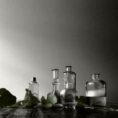 Alledaags - Glaswerk- Memento mori